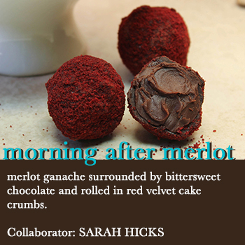sarah hicks - morning after merlot