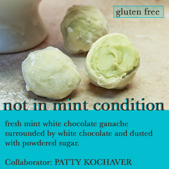 patty kochaver - not in mint condition